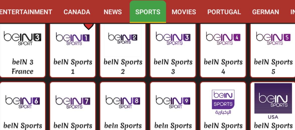 افضل برنامج لمشاهدة القنوات الرياضية و قنوات الفرنسية Live Nettv
