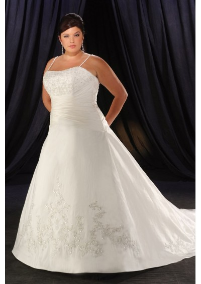 This Is What Lots Of Brides Think When They A Wedding Dress Ball Gowns Plus Size Dresses Are The Fat Bride Look