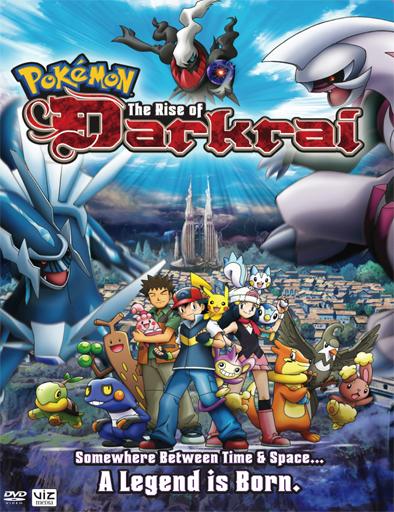 Ver Pokémon 10: El desafío de Darkrai (2007) Online