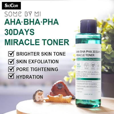 Somebymi AHA BHA 30 Days Miracle, obat jerawat Somebymi AHA BHA 30 Days Miracle toner, Somebymi AHA BHA 30 Days Miracle serum, Somebymi AHA BHA 30 Days Miracle cleansing bar, Somebymi AHA BHA 30 Days Miracle review, review Somebymi AHA BHA 30 Days Miracle, review somebymi, jual somebymi, pengilang jerawat, cara menghilangkan jerawat, somebymi murah, rangakaian Somebymi AHA BHA 30 Days Miracle, somebymi toner, somebymi serum, somebymi cleansing bar, toner korea, jual somebymi original, jual somebymi murah