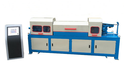 High Efficiency Rebar Straightening And Cutting Machines Designed For Steel Fabrication Factories