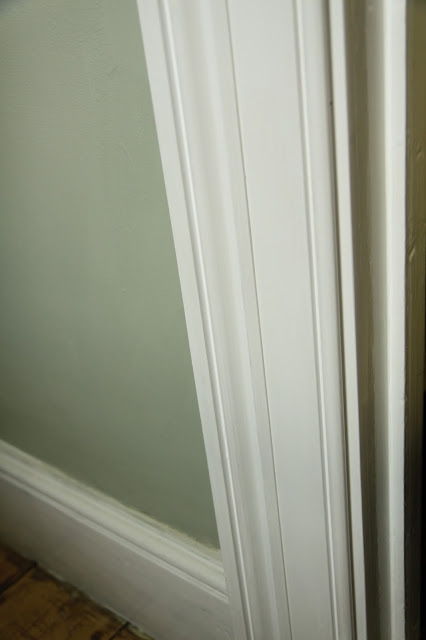 Early Victorian Architrave