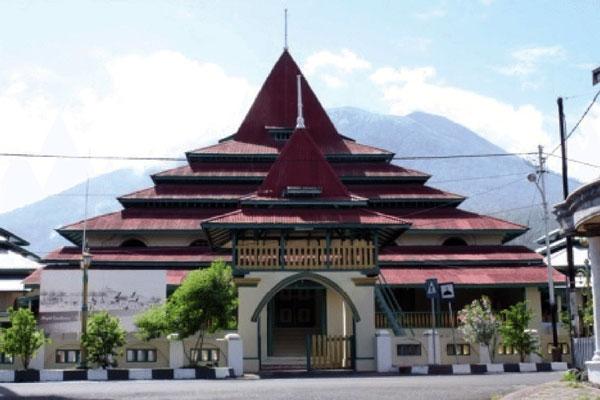 Masjid tertua di Ternate