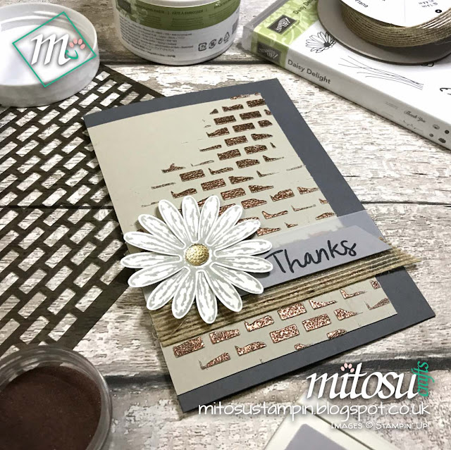 Stampin' Up! Embossing Paste Order SU Stampinup Products from Mitosu Crafts' Online Shop UK 3