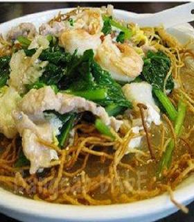 Resepi Mee Hong Kong Ala Melayu