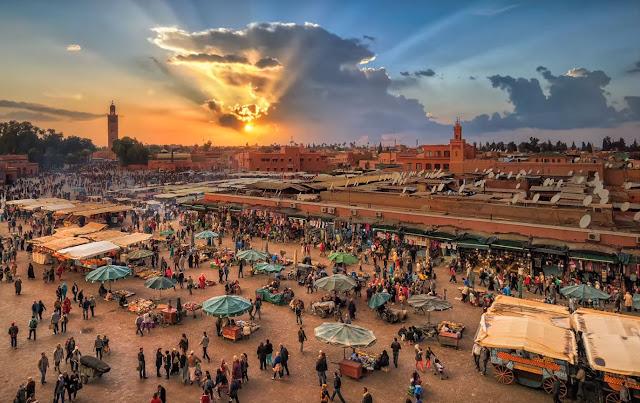 Final image zoco Morocco