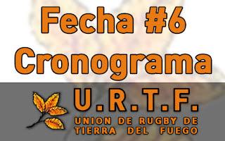 [URTF] Horarios: Primera División y Juveniles - 24/03 y 25/03