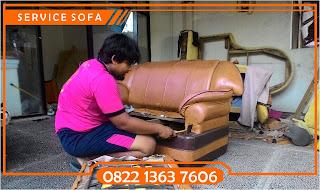 Jasa Ganti Kulit Sofa di ARENJAYA Kota Bekasi