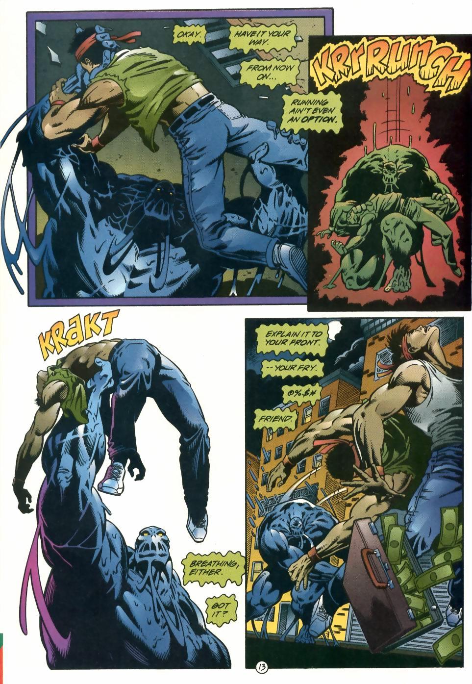 Read online Sludge comic -  Issue #1 - 14