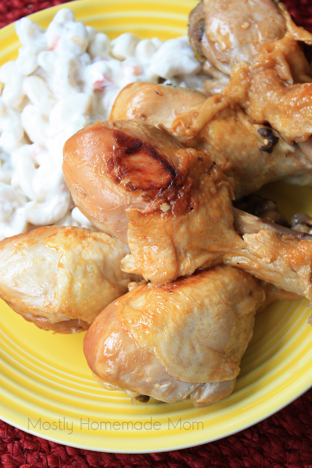 pressure cooker bbq chicken