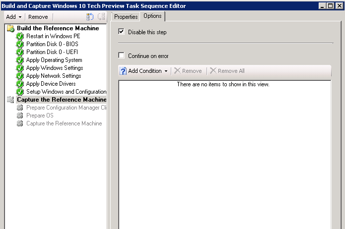 Deploying Windows 10 with SCCM 2012 R2 ~ Peter Manton :: Tech Notes