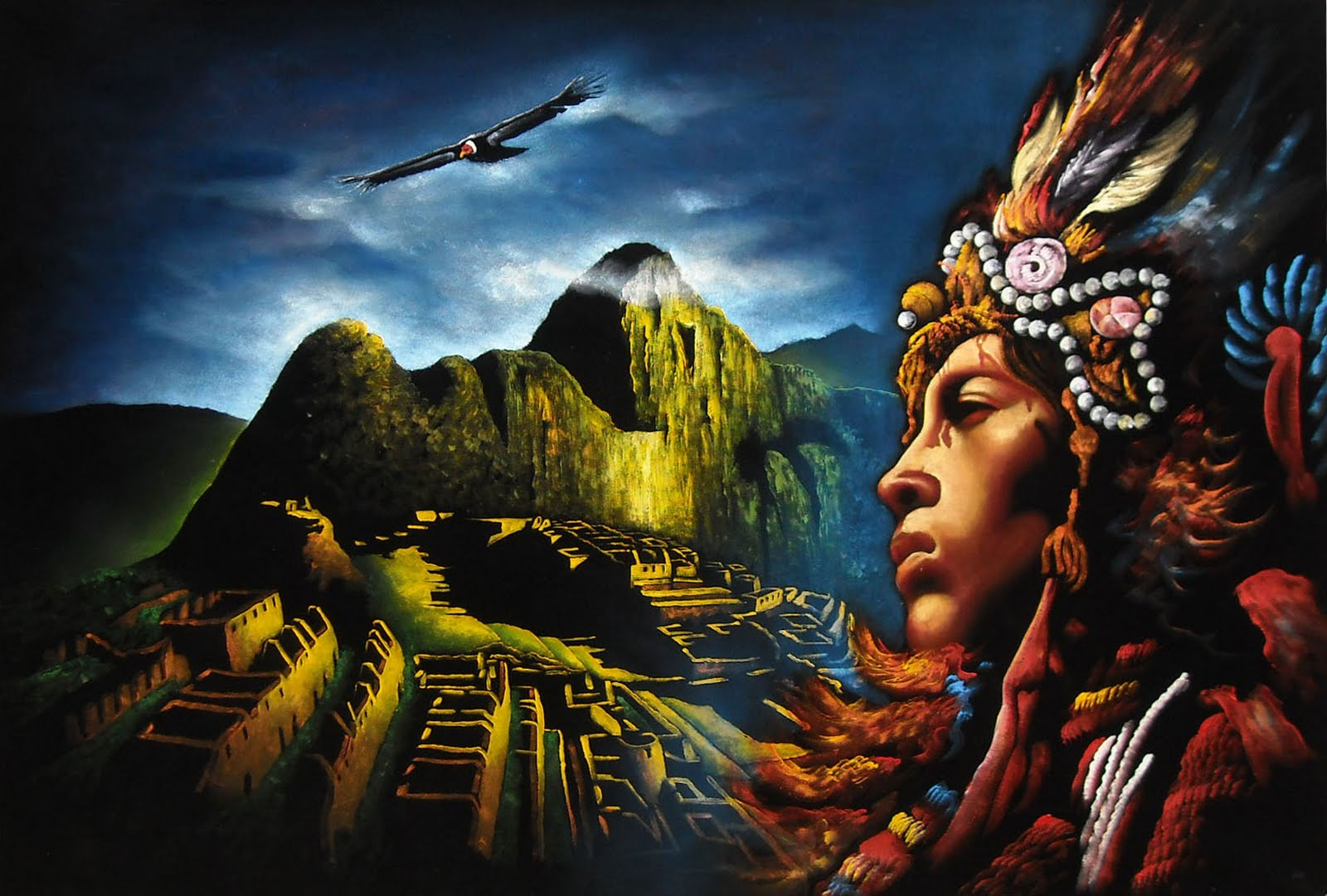 Los Incas y el origen del mundo