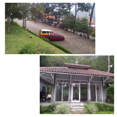 Tempat Wisata Curug Ciomas Maribaya - Bandung