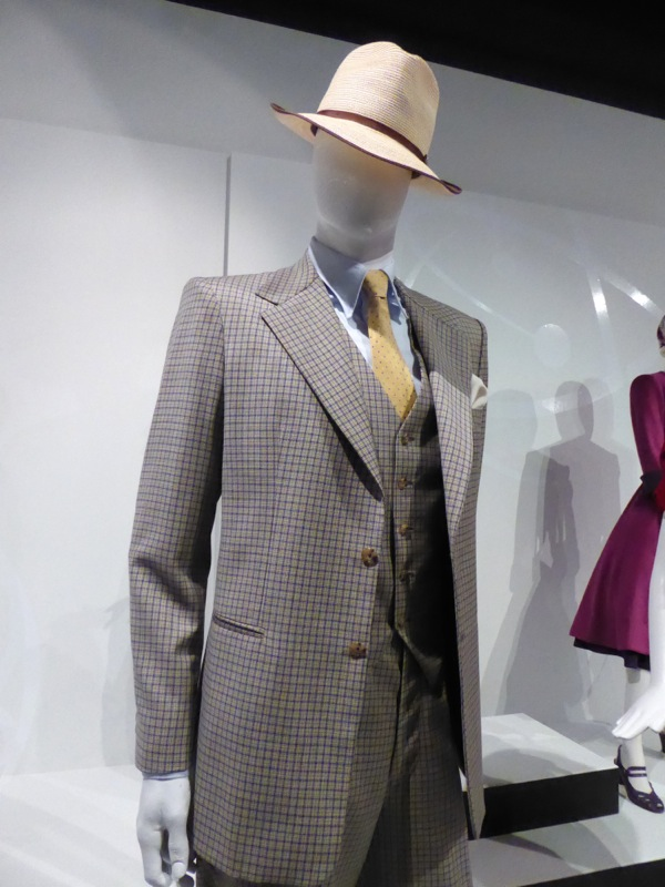 Agent Carter Edwin Jarvis costume