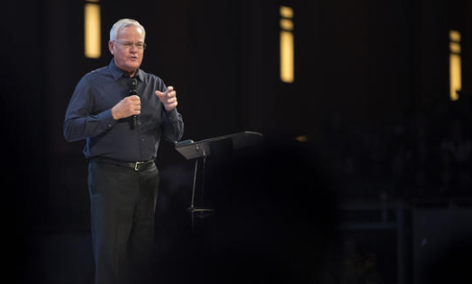 Founder one of the nation's most influential evangelical megachurches to step down following allegations of misconduct