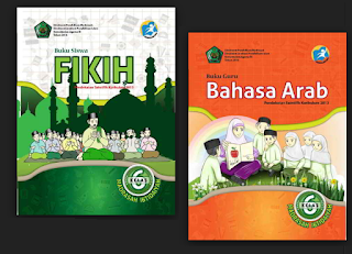 Buku Guru dan Siswa PAI dan Bahasa Arab Kelas 6 MI K13