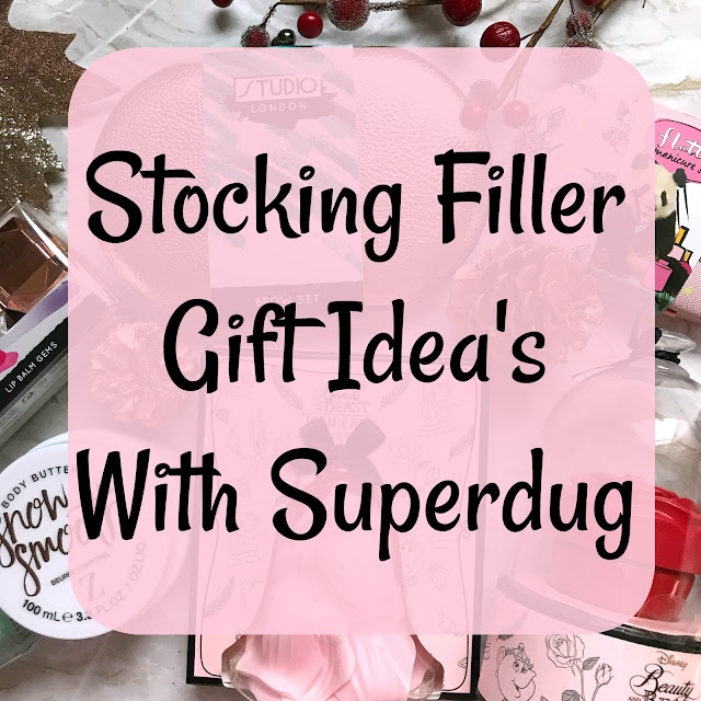 Stocking Filler Christmas Gift Guide With Superdrug