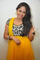 Nandita Glamorous Photos in Yellow HeyAndhra.com