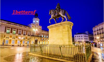 Traveling Madrid 1