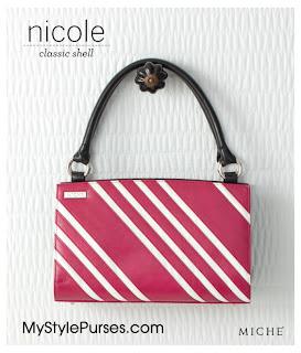 Miche Bag Shells - Miche Bag Classic Shells - Miche Bag Mid-Size Purse