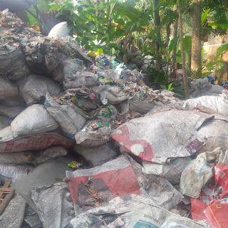 Karakteristik Sampah Organik Sebagai Bahan Kompos