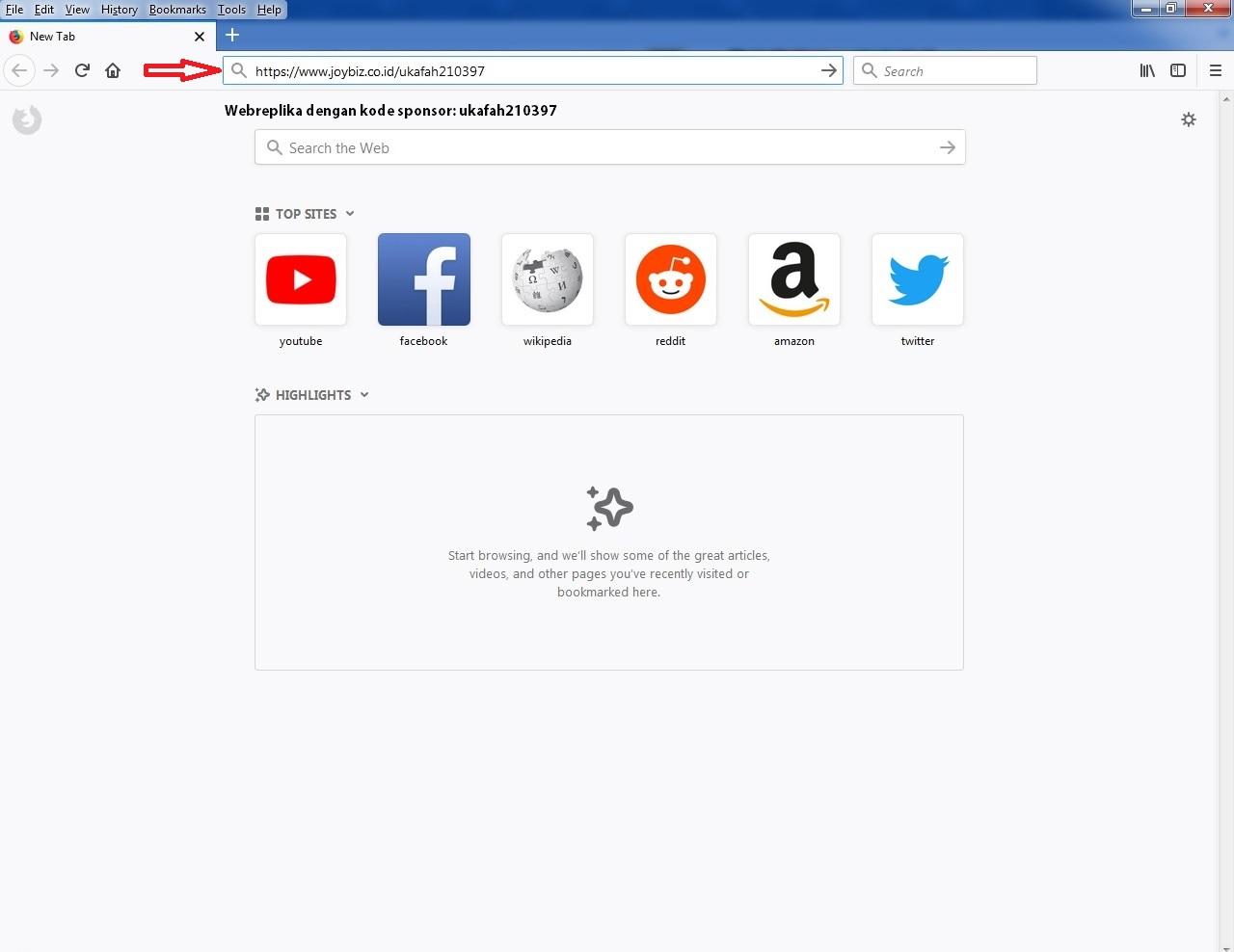 Webreplika joybiz kode sponsor ukafah210397