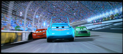 Photos: Cars on Blu-Ray