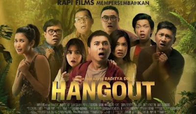 Hangout (2016) WEBDL Indonesia Movie Full HD