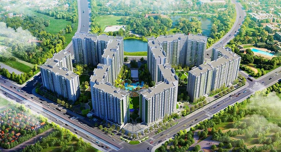 Tổng quan dự án Celadon City của Gamuda Land