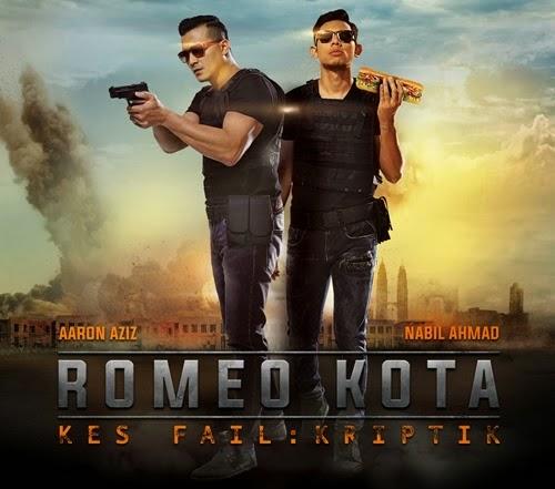 Romeo Kota 2015 Episod 1