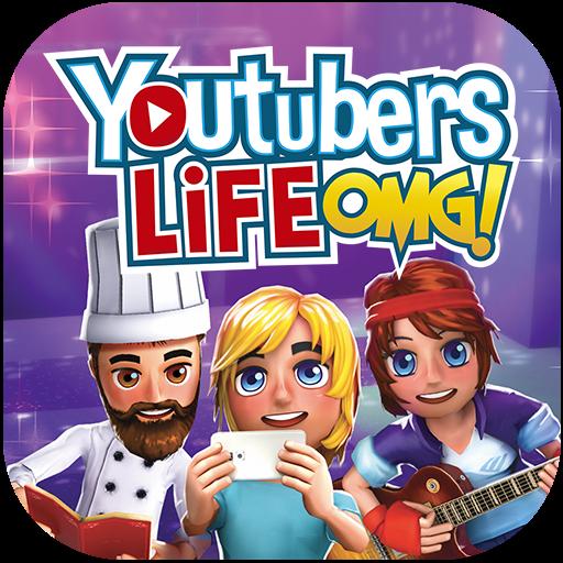 تحميل لعبه Youtubers Life Gaming مهكره اخر اصدار