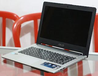 ASUS A46CM-WX094D i5 Double VGA