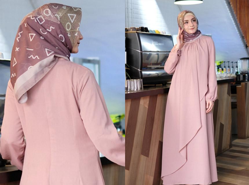 4 Tips Padu Padan Busana Muslimah Hijab Kasual