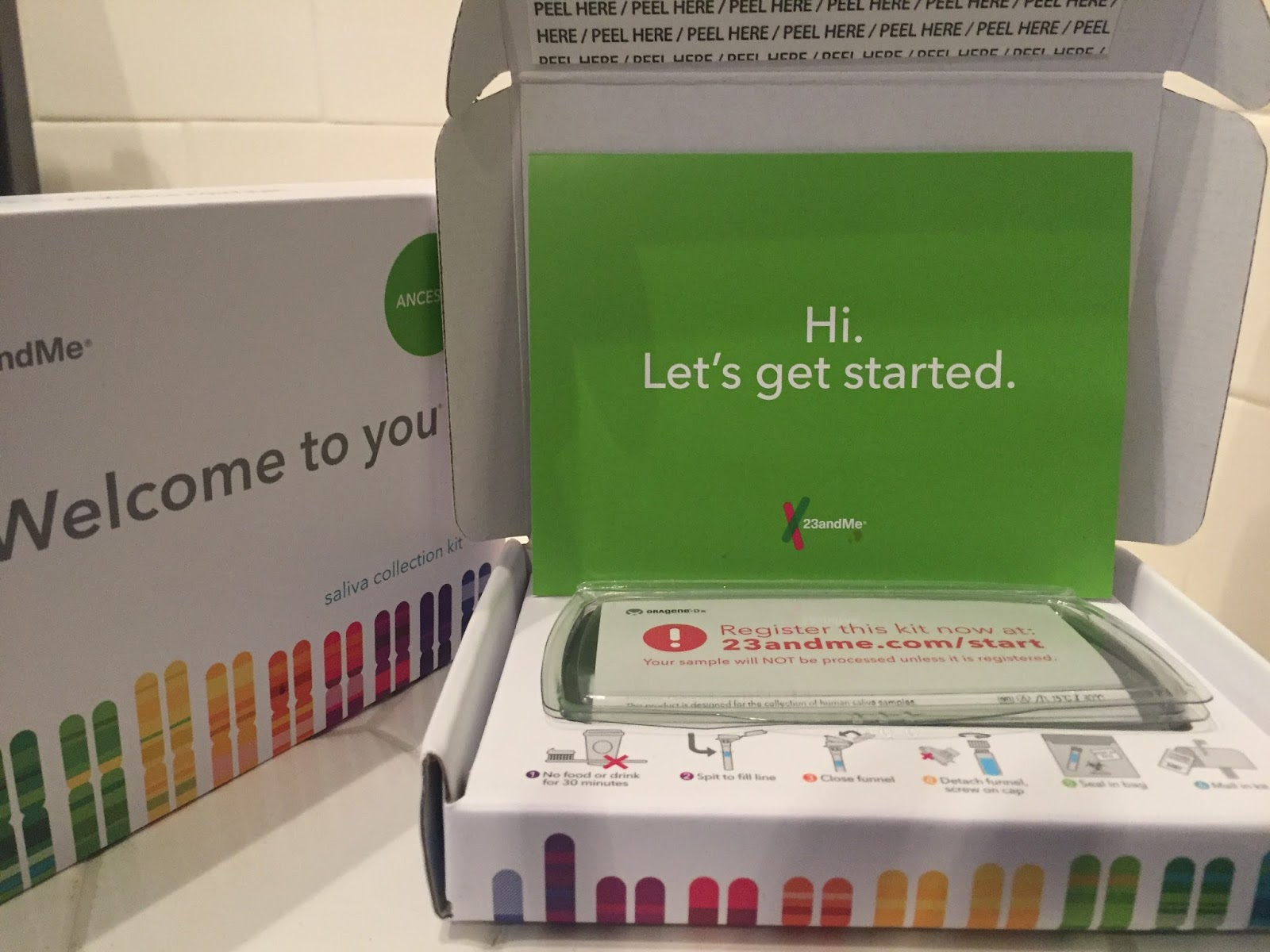 home DNA test kit, Buy DNA test kit with low cost