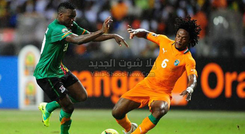 ساحل العاج vs زامبيا