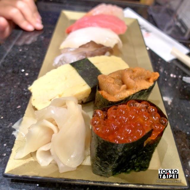 【立食美登利】站著吃壽司 新鮮美味又超便宜