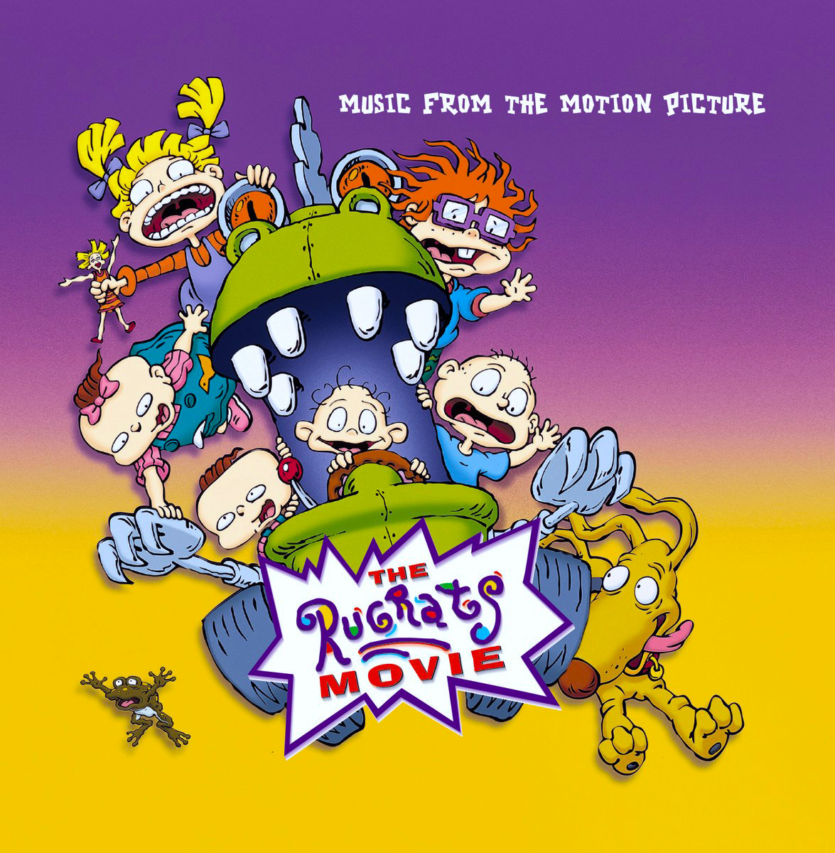 pretty nice 0f53f 5fe34 The Rugrats Movie