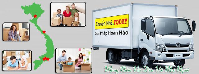 công ty chuyển nhà trọn gói tân bình Thái Phong