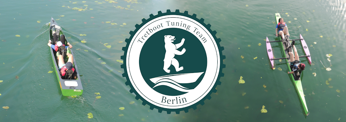 Tretboot Tuning Team TU Berlin