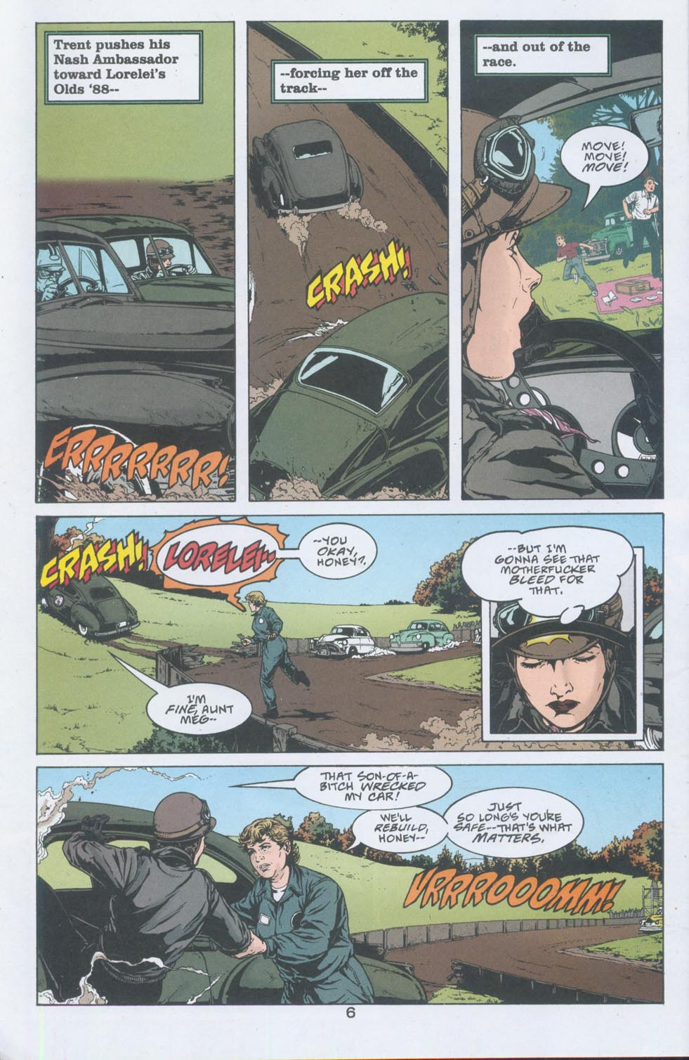 Read online American Century comic -  Issue #11 - 6