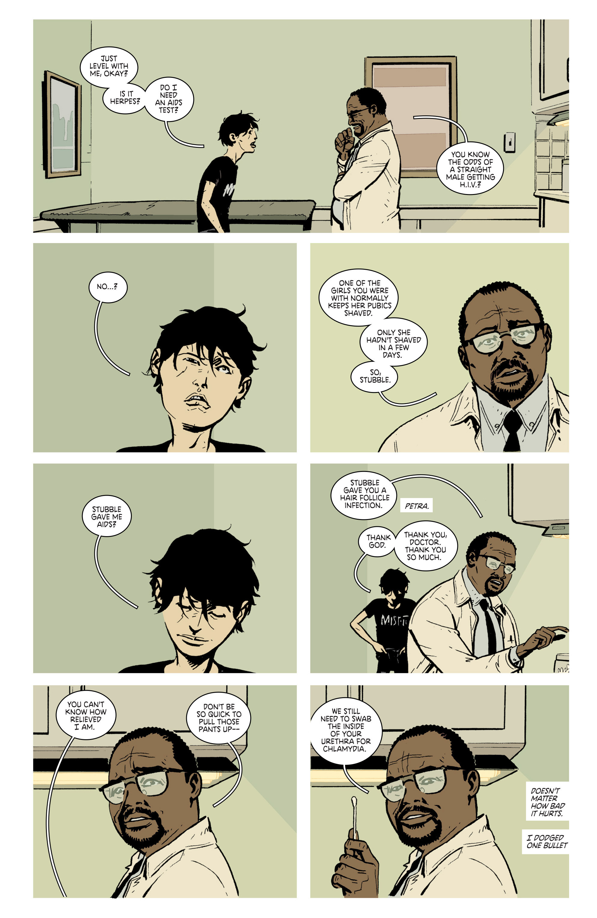 Read online Deadly Class comic -  Issue # _TPB 3 - 95