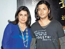 Farah Khan dan Shirish Kunder