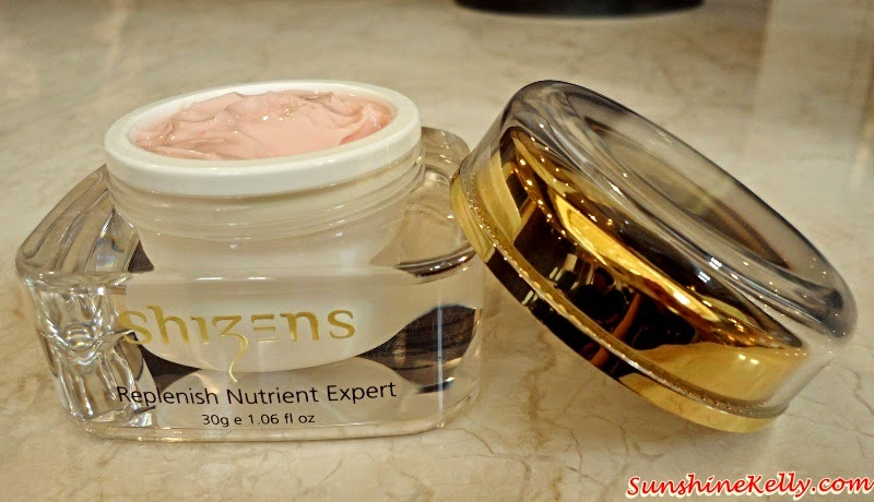 Shizens replenish nutrient, beauty review, product review, beauty, skincare, japan skincare, japan