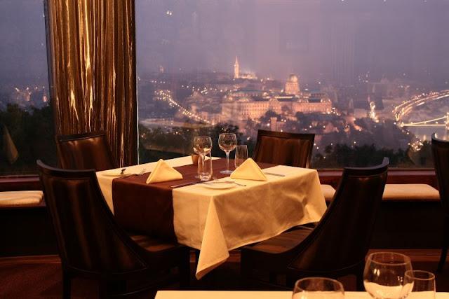 Restaurantes de lua de mel em Budapeste