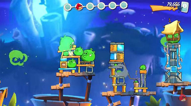 Angry Birds 2 Pc download
