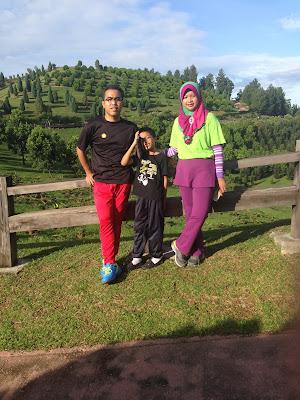 Taman Saujana Hijau Presint 11 Putrajaya