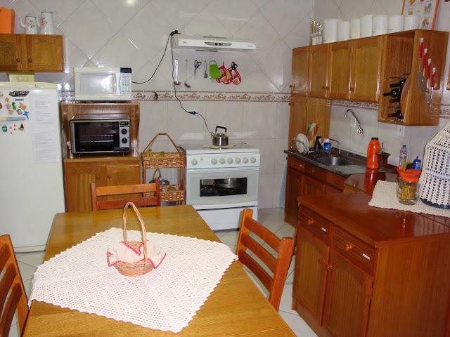Minha cozinha no apê em Jaraguá do Sul/SC em 2008