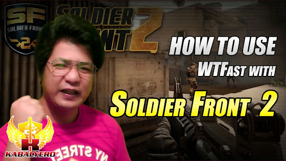 How To Use WTFast With Soldier Front 2