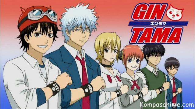 Anime terakhir yang mirip dengan Gintama adalah Sket Dance
