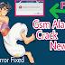 Registry Fixed error Win error Code 2 in Gsm Aladdin Keyn